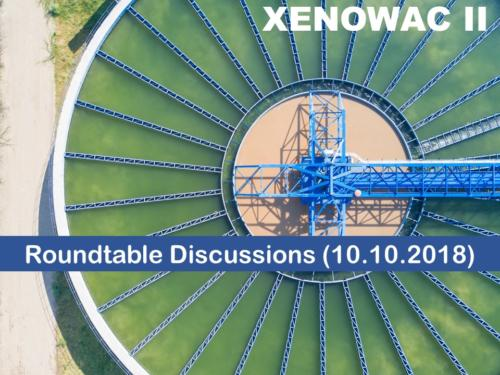 Roundtable Discussions 10.10.18